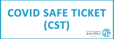 COVID SAFE TICKET (CST)